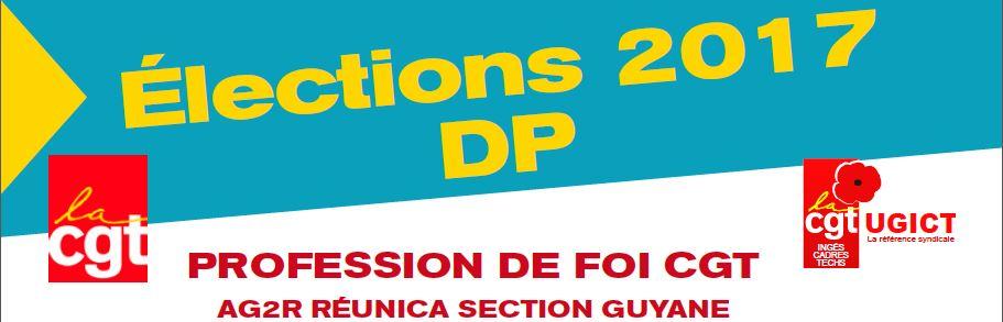 Election des Délégués du personnel en Guyane